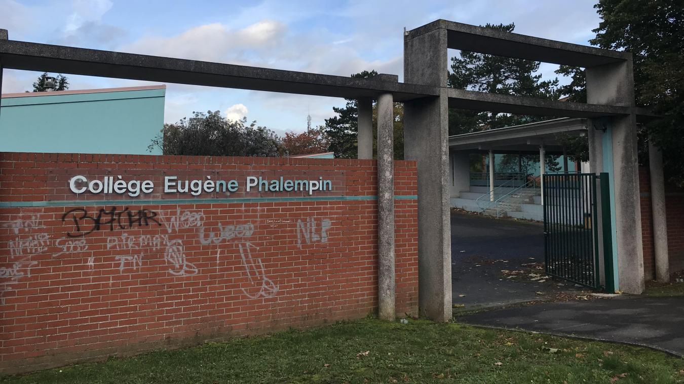 Bully-les-Mines: une partie de l'ancien collège Phalempin bientôt dédiée au sport - La Voix du Nord