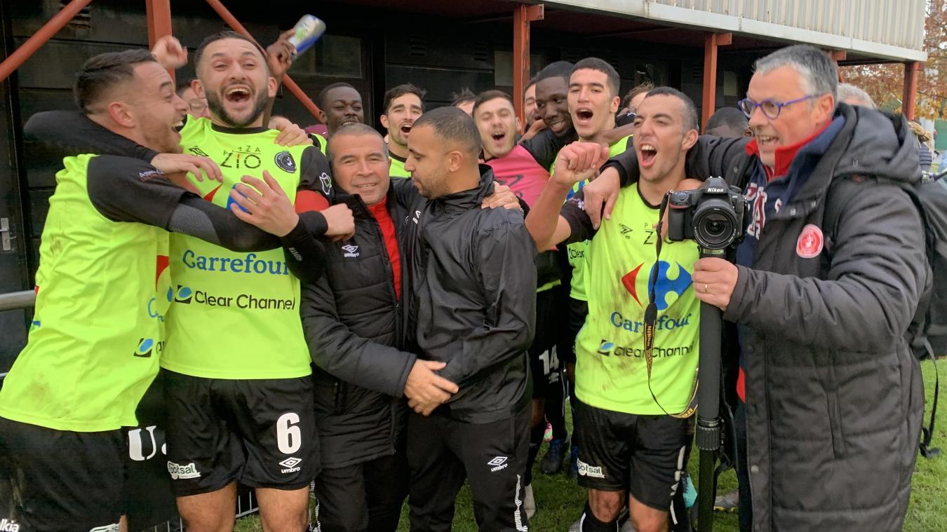 Football (R1) : Wasquehal va-t-il poursuivre son one-man-show ? - La Voix du Nord