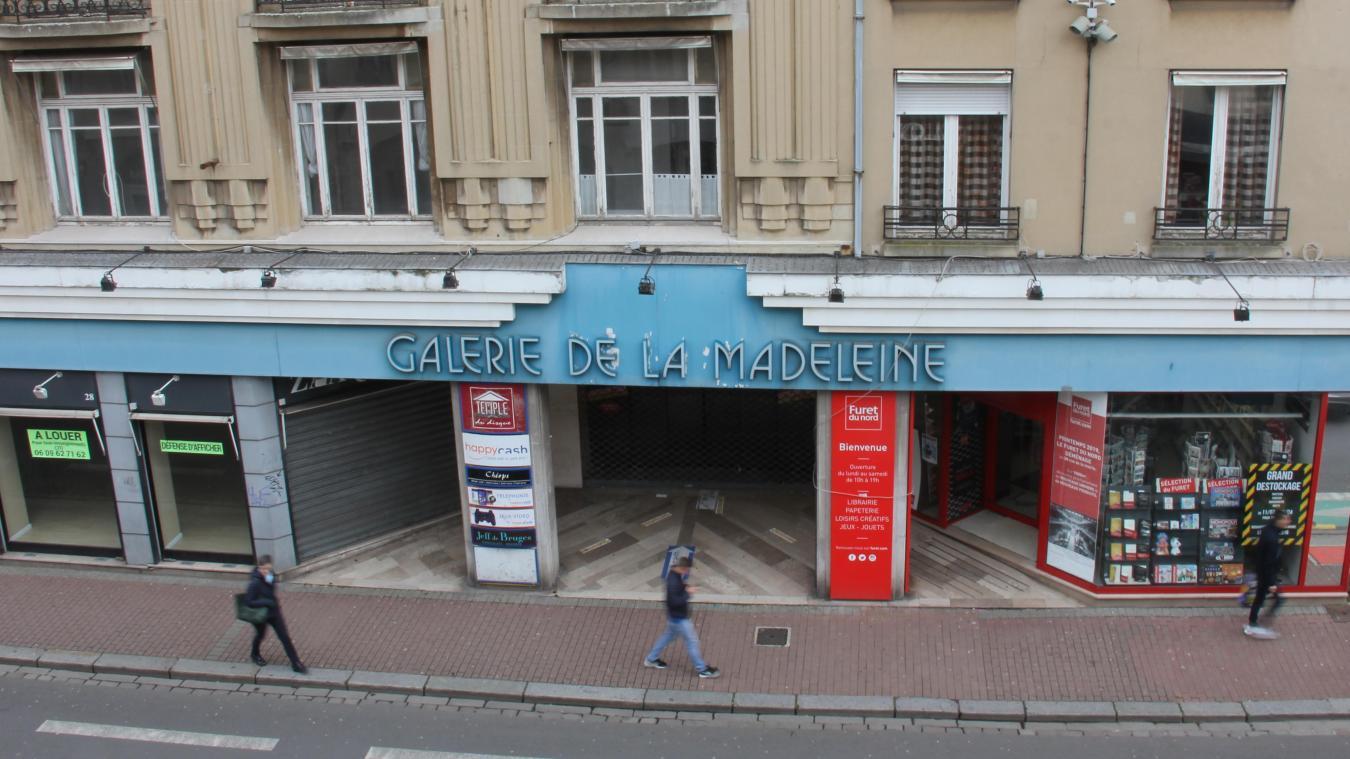 Douai : le projet pour l'Îlot de La Madeleine sera choisi après les élections - La Voix du Nord