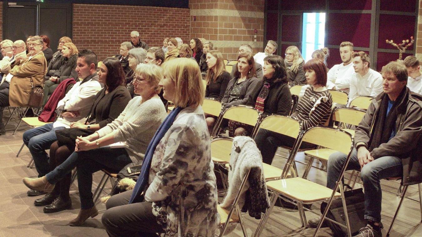 Avesnes-sur-Helpe : le lycée Jessé-de-Forest reçoit le label « Euroscol » - La Voix du Nord