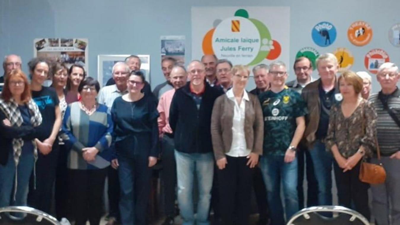 Neuville-en-Ferrain: les bénévoles sont les bienvenus à l'Amicale laïque - La Voix du Nord
