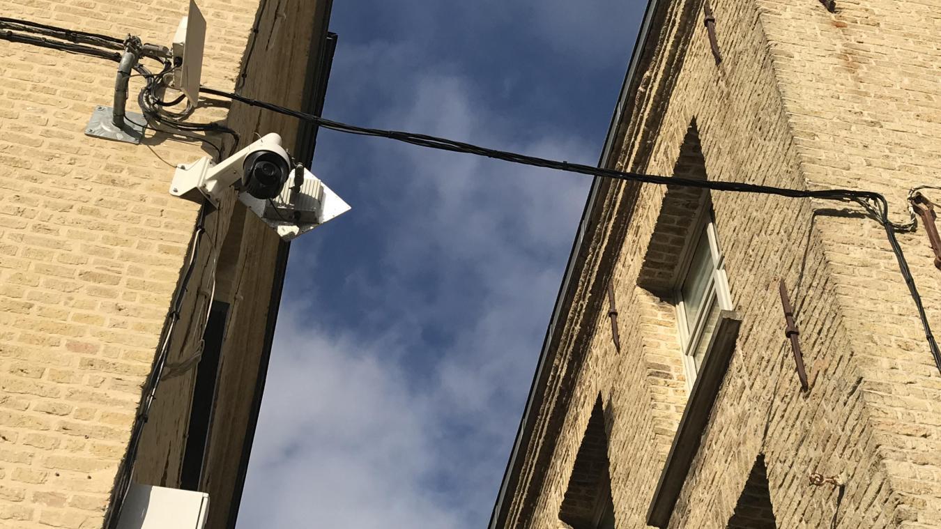 À Saint-Omer, les caméras de vidéosurveillance vont aussi verbaliser - La Voix du Nord