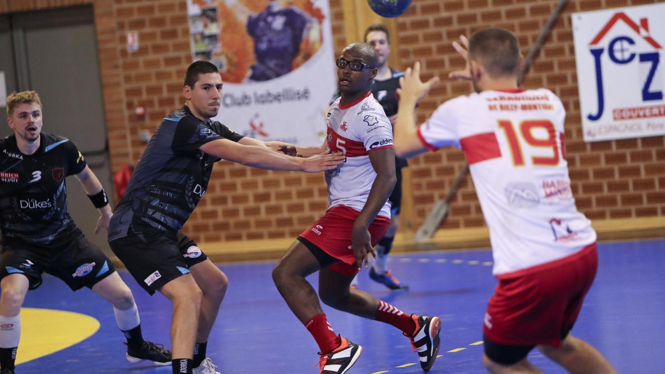 Handball (Nationale 2) : nouvelle victoire billysienne contre Saint-Valery-en-Caux - La Voix du Nord