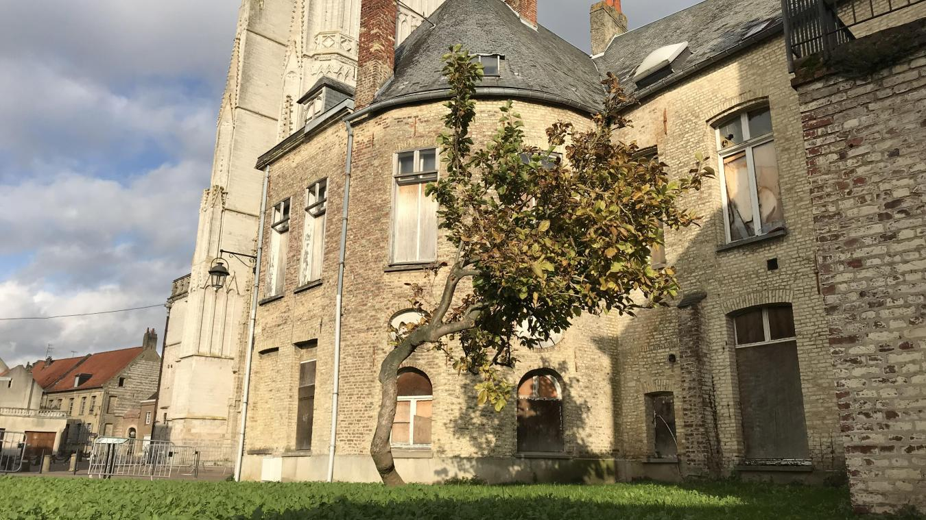 À la maison Ribot à Saint-Omer, le projet CIAP avance, en coulisses - La Voix du Nord