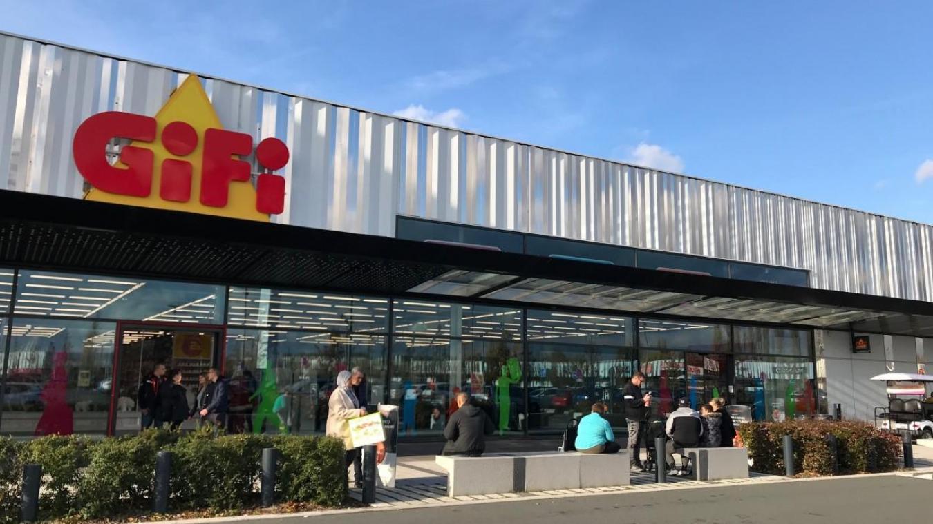 À Neuville-en-Ferrain, un nouveau Gifi à Promenade de Flandre - La Voix du Nord
