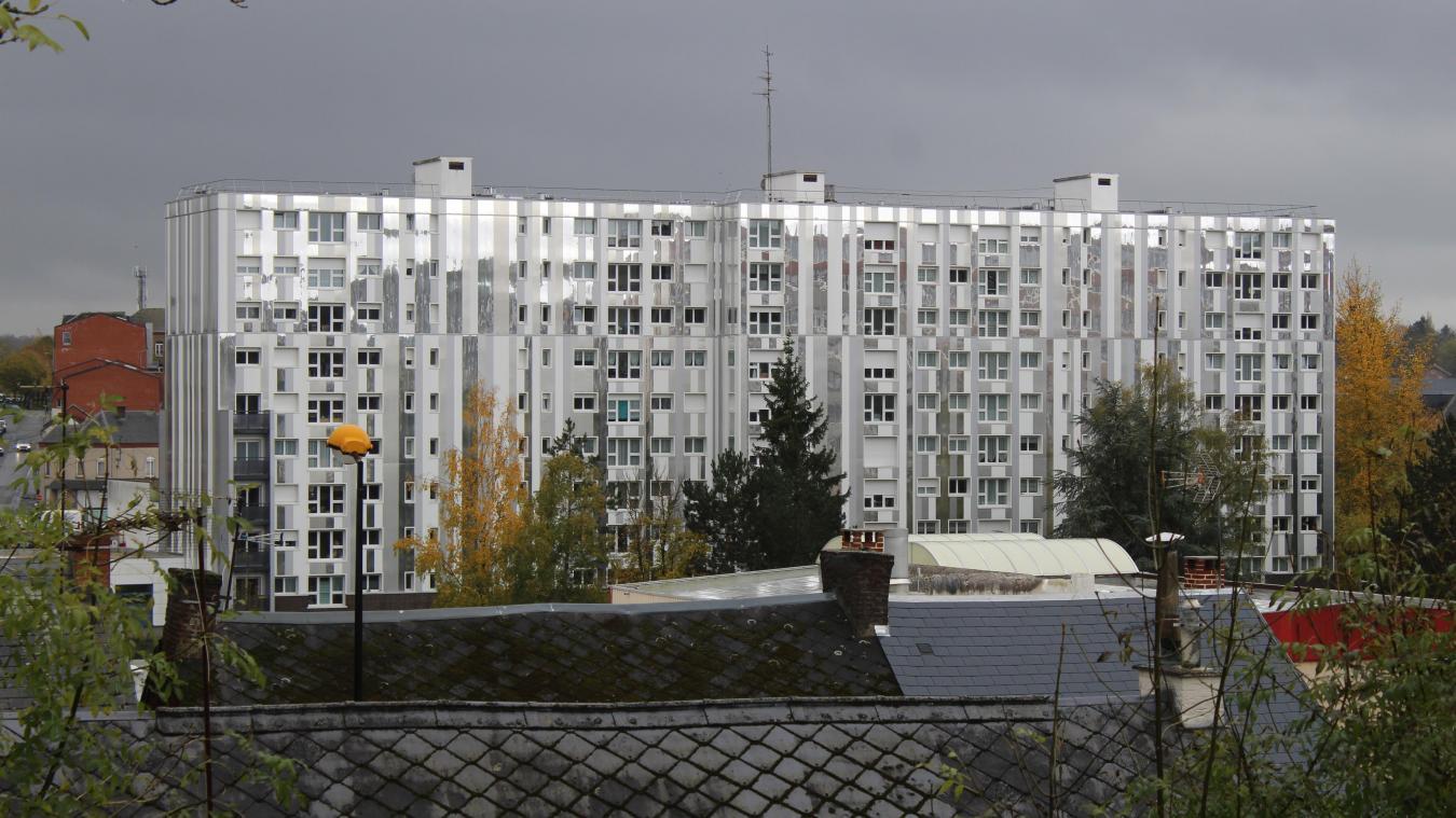 Fourmies : la performance énergétique de 120 logements sociaux multipliée par deux - La Voix du Nord