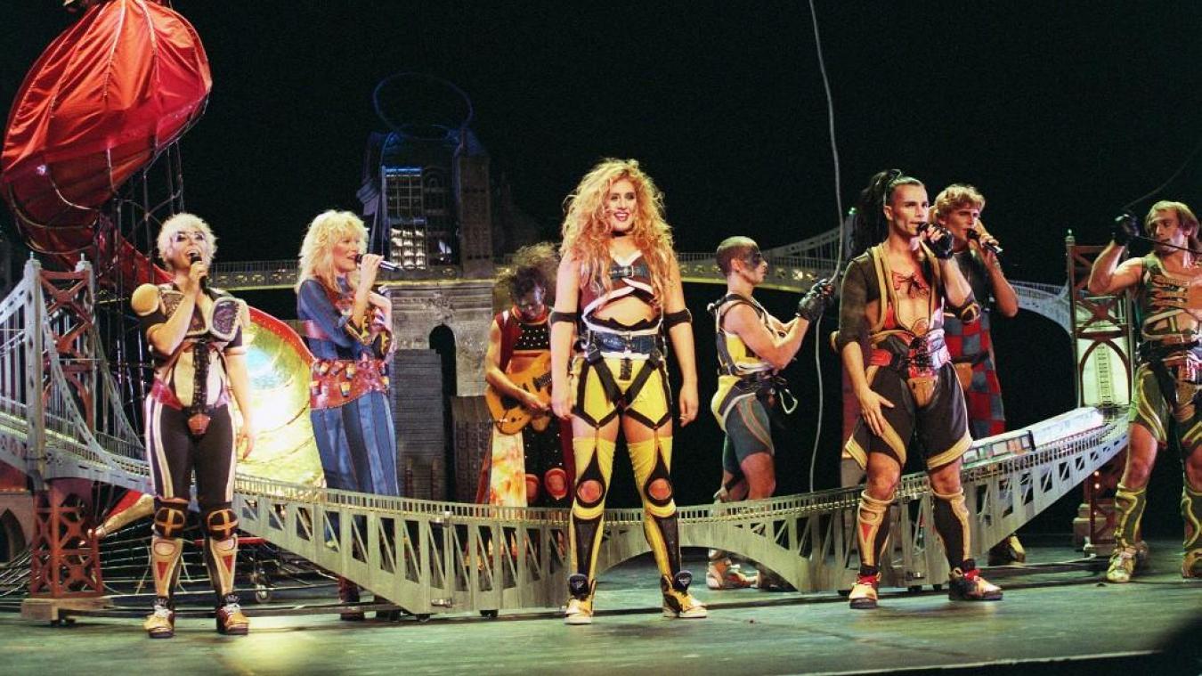 Le spectacle Starmania de retour sur scène en octobre 2020