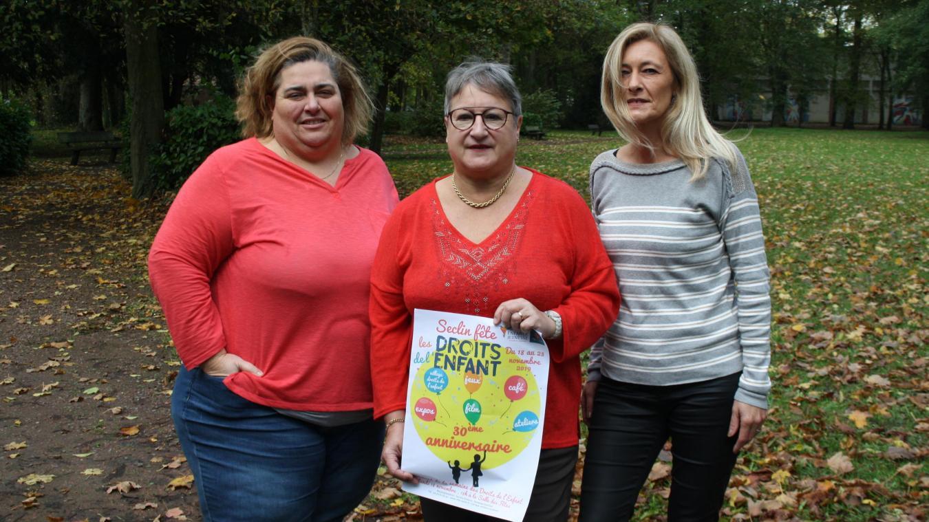 À Seclin, la semaine des droits de l'enfant fêtera son 30e anniversaire - La Voix du Nord