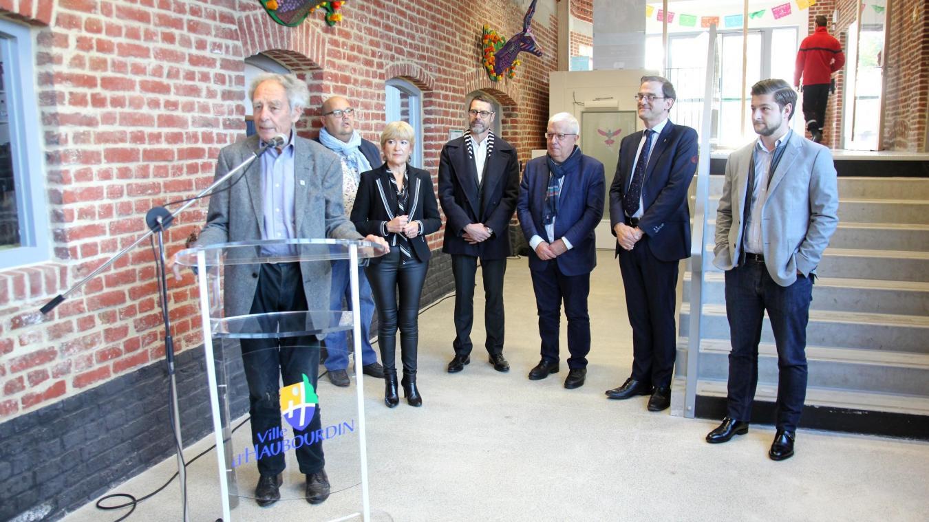 À Haubourdin, la restauration de la ferme du Bocquiau a été récompensée par un prix régional - La Voix du Nord