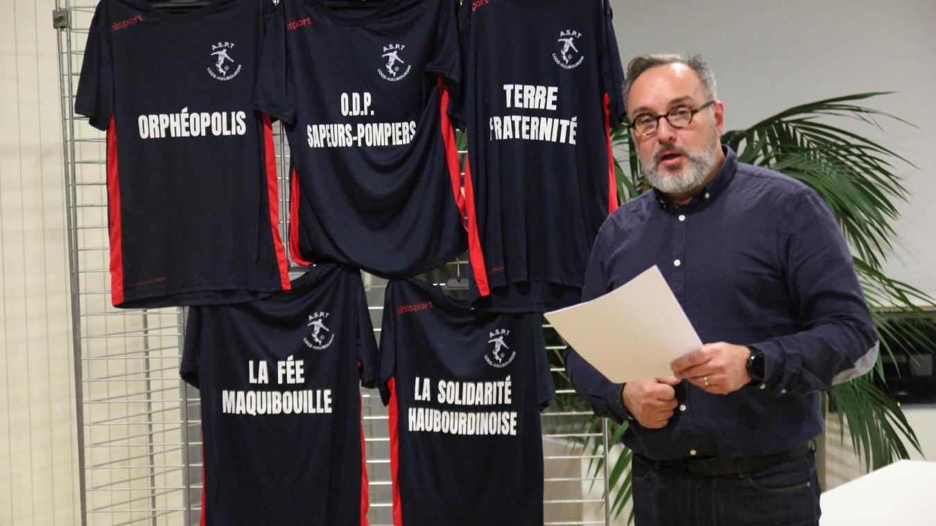 À Loos et Haubourdin, les forces de sécurité ont œuvré pour des associations - La Voix du Nord