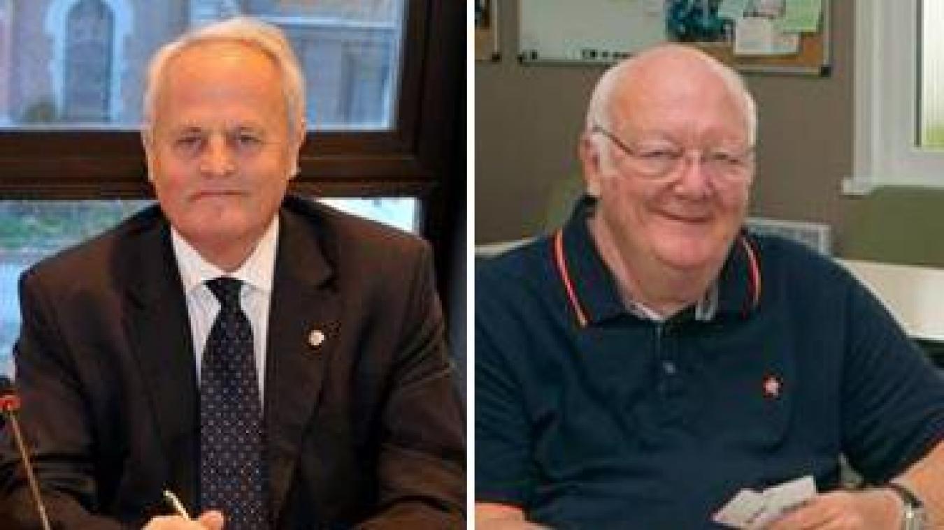 précédent Jean-Max Lefebvre, conseiller municipal, et Yves Rooses, ancien élu, à Bondues, sont décédés - La Voix du Nord
