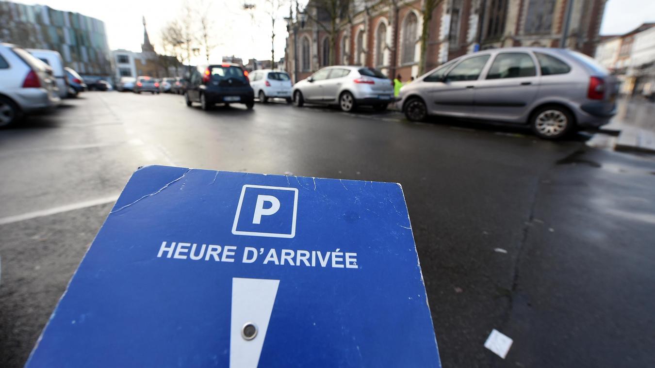 Tourcoing : pourquoi la zone bleue n'a que partiellement tenu ses promesses - La Voix du Nord