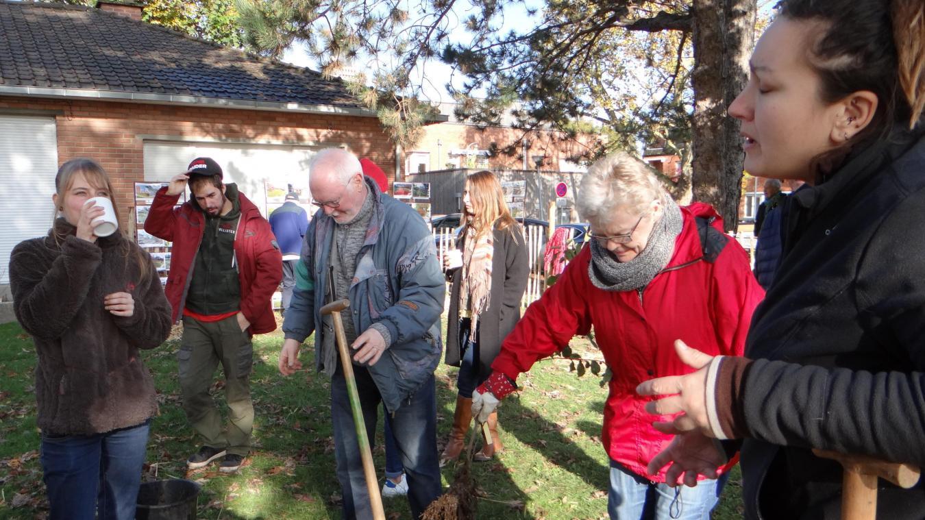 Lambersart : au jardin partagé du Bourg, le décor est planté, mais tout reste à faire - La Voix du Nord