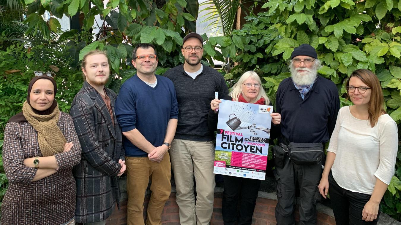 Tourcoing: le festival du film citoyen lance sa septième édition - La Voix du Nord