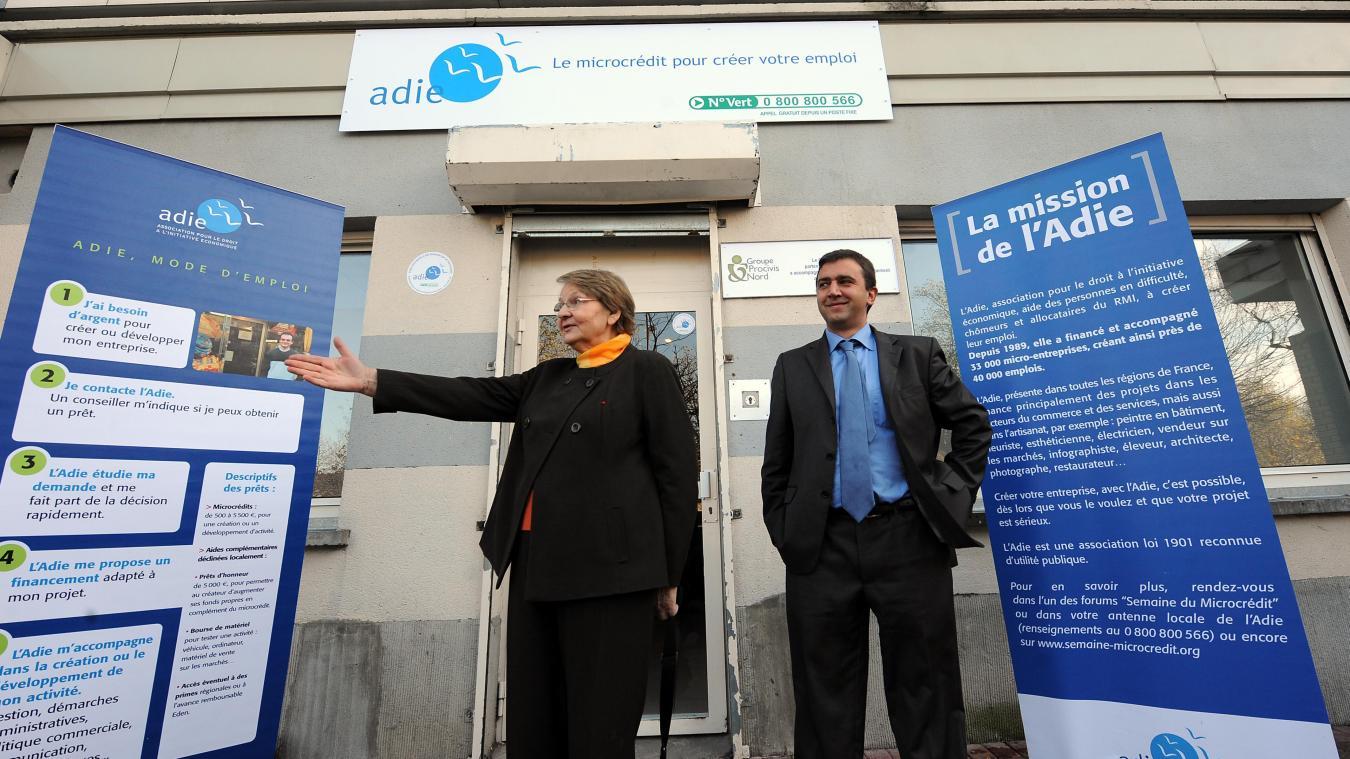 précédent L'ADIE, la banque du microcrédit, recherche des bénévoles à Roubaix - La Voix du Nord