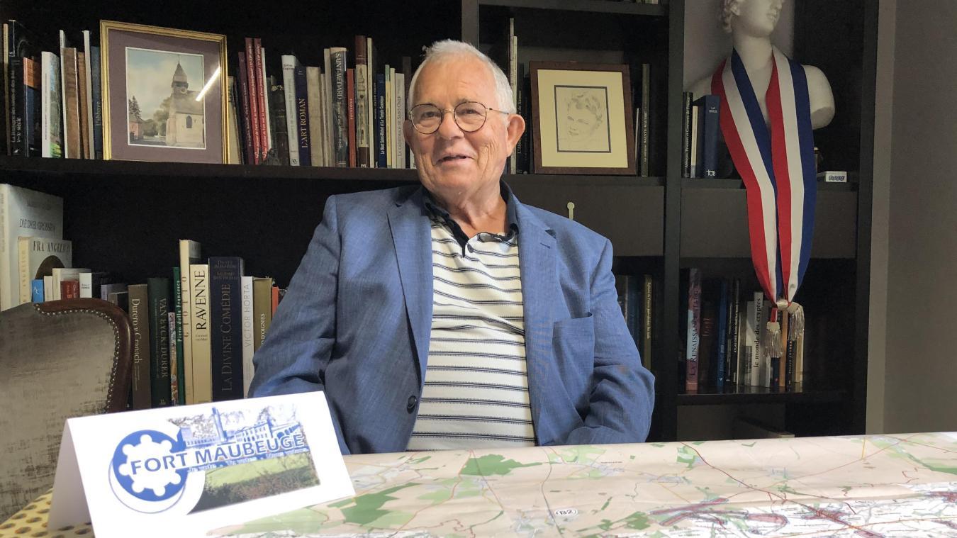 Maubeuge : Bernard Peltier bien candidat aux municipales - La Voix du Nord