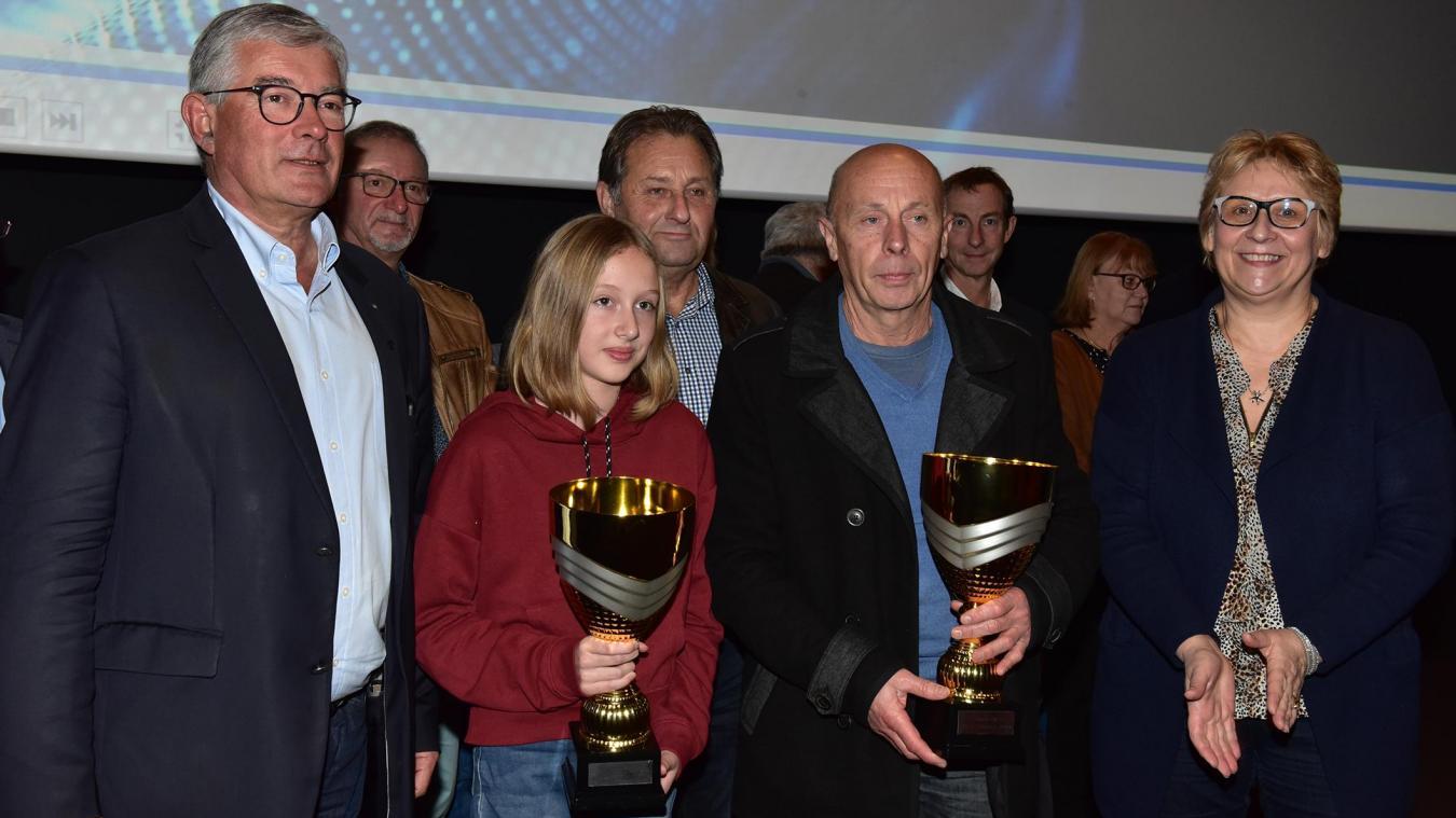 Berck A Recompense Ses Sportifs De L Annee