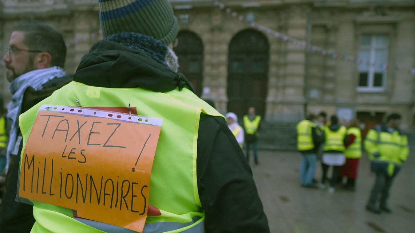 Tourcoing: un an après, que reste-t-il des Gilets jaunes? - La Voix du Nord