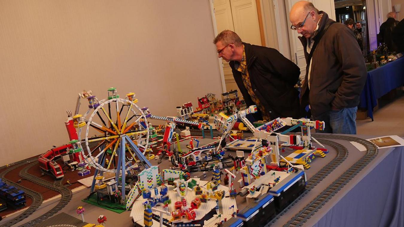 Le salon du jouet ancien, c'est dimanche à Hazebrouck - La Voix du Nord