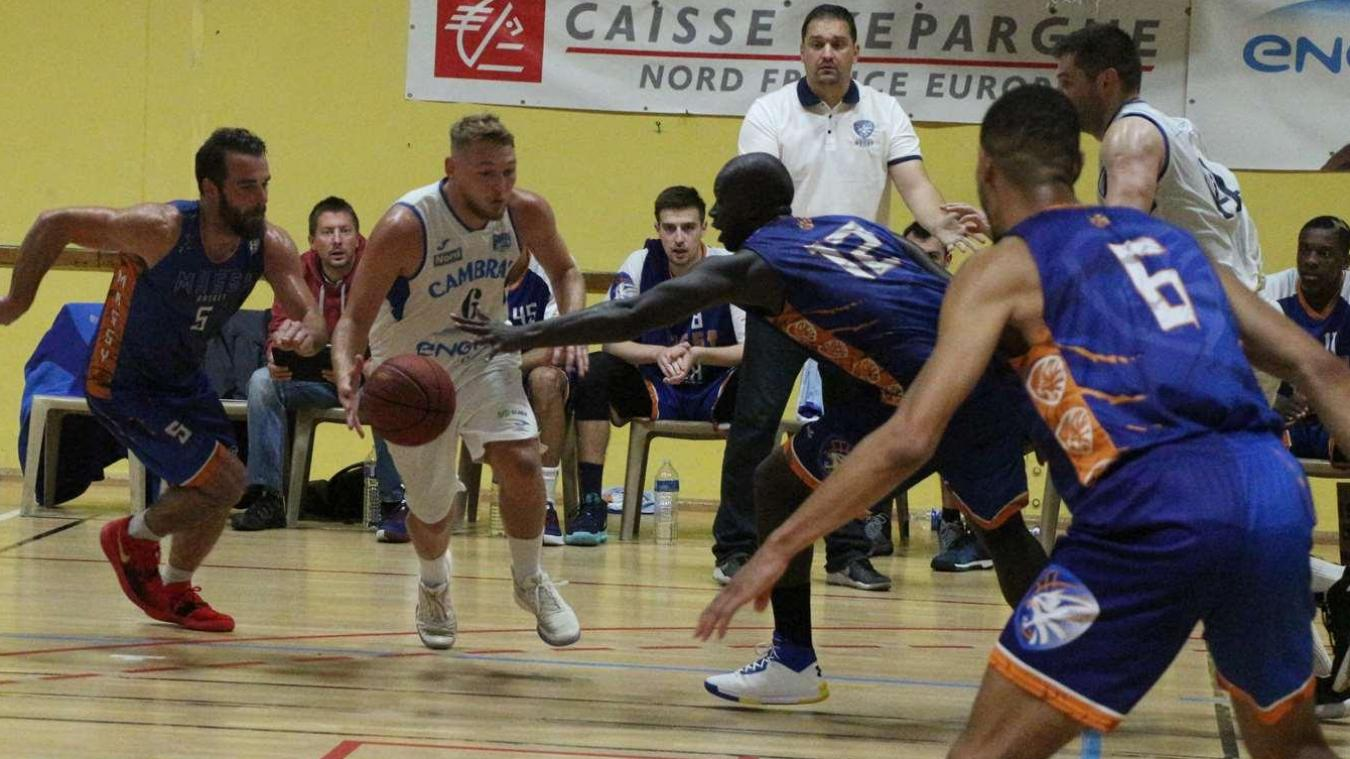 précédent Basket (Nationale 2): match charnière pour Cambrai face à Gennevilliers - La Voix du Nord