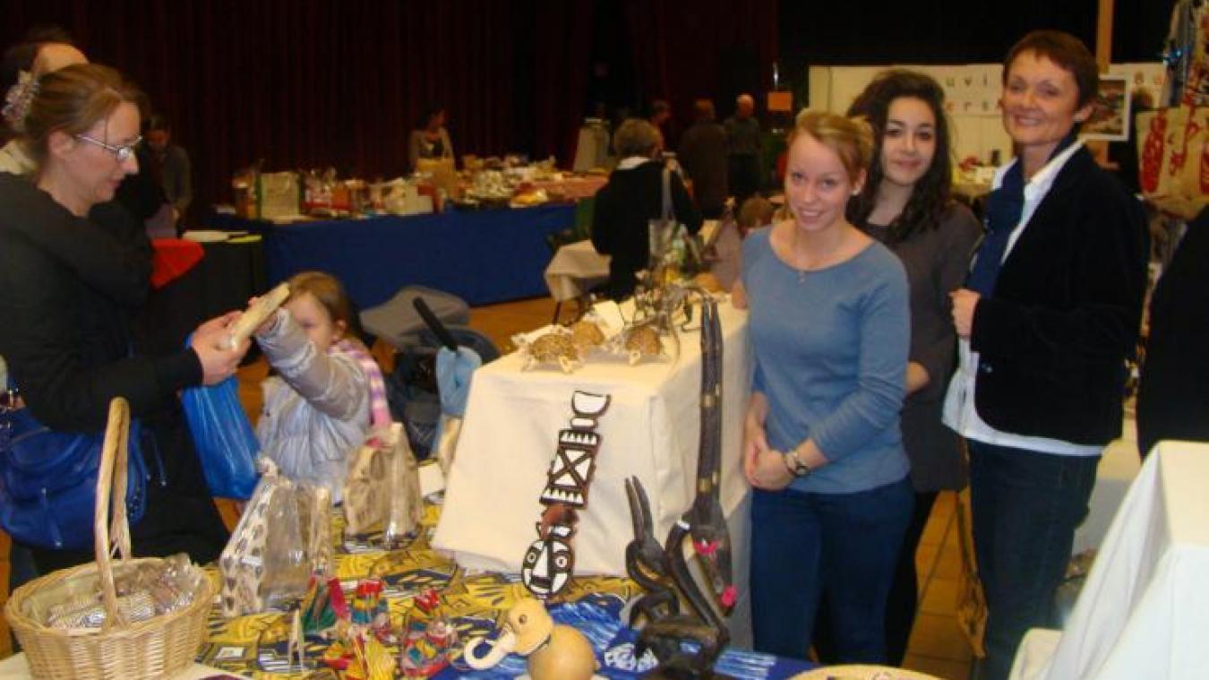 Neuville-en-Ferrain: Neuville tiers-monde prépare sa traditionnelle expo-vente - La Voix du Nord