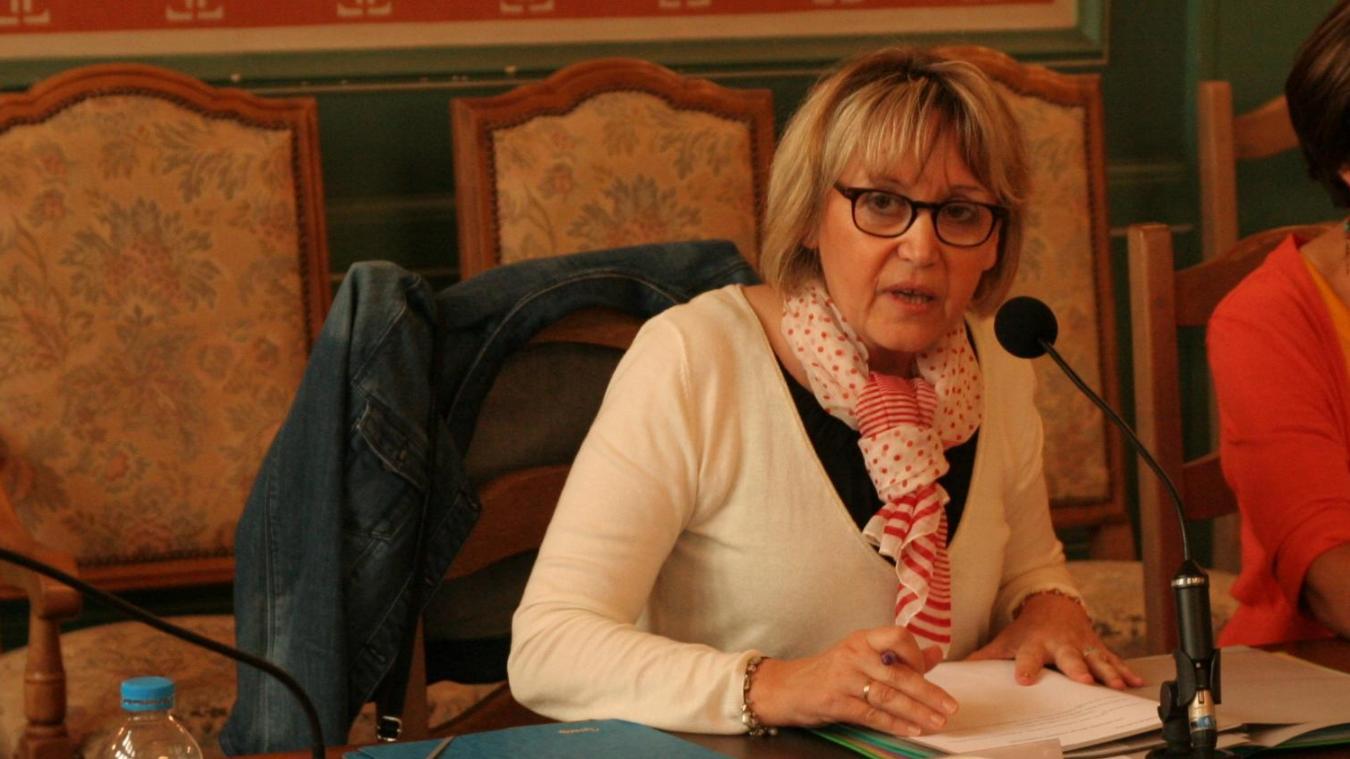 À Lillers, la première adjointe Carole Dubois est candidate aux municipales 2020 - La Voix du Nord