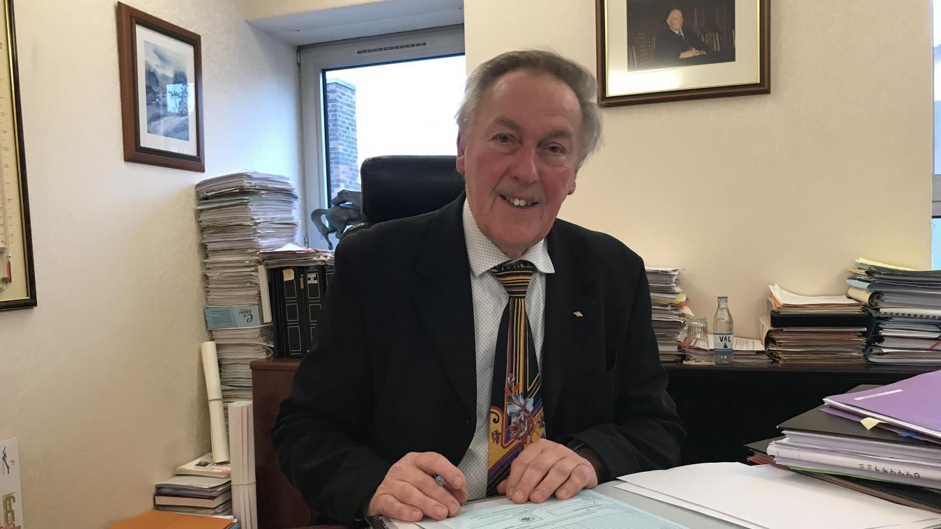 Le maire de Wambrechies, Daniel Janssens, n'exclut toujours pas de se représenter - La Voix du Nord