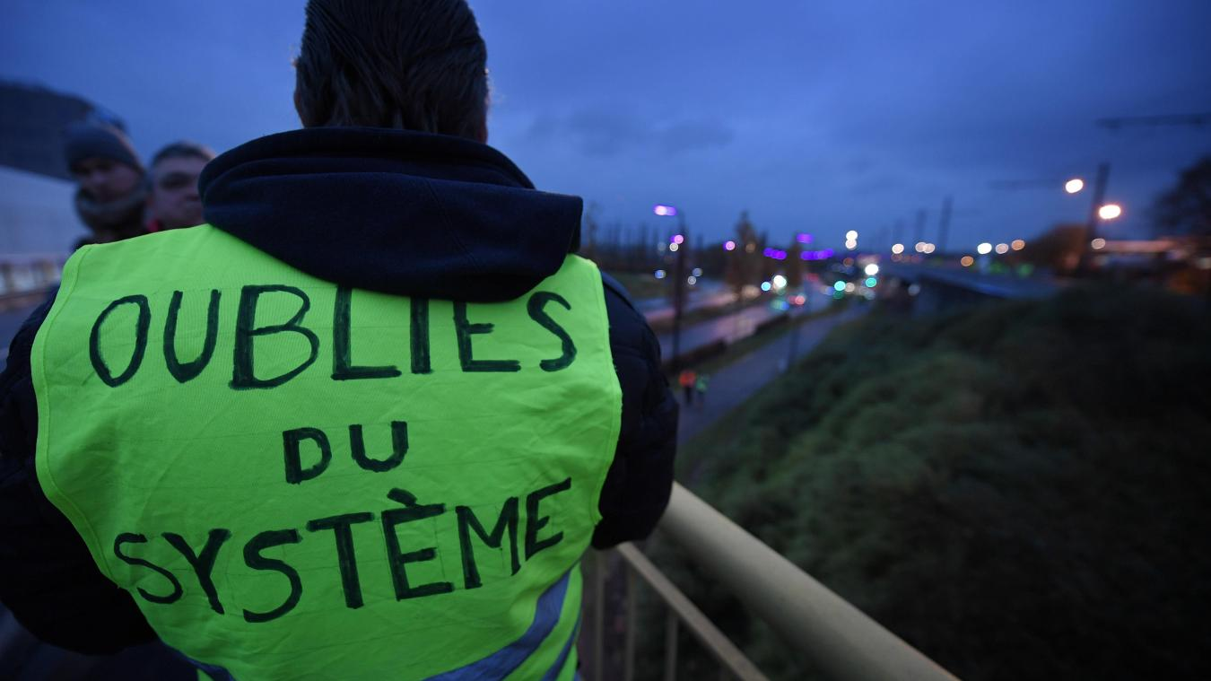 À Valenciennes, un an après l'acte I des Gilets jaunes, elle se retrouve au tribunal - La Voix du Nord