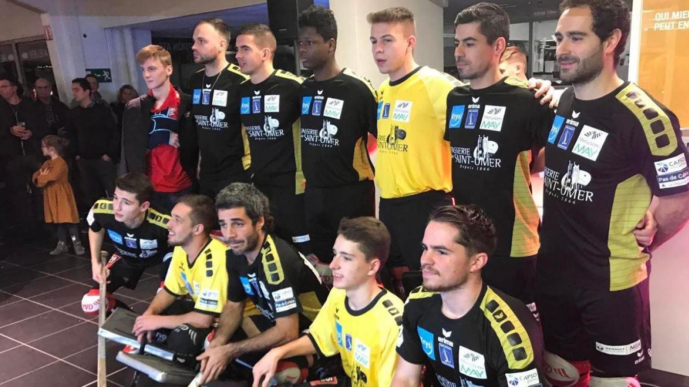 Rink-hockey : Cuenca, un inconditionnel du Barça pour mener Saint-Omer à l'exploit européen - La Voix du Nord