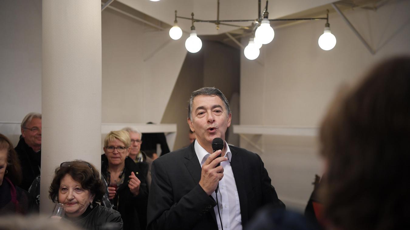 Municipales à Valenciennes : Didier Legrand n'observe pas de round d'observation - La Voix du Nord