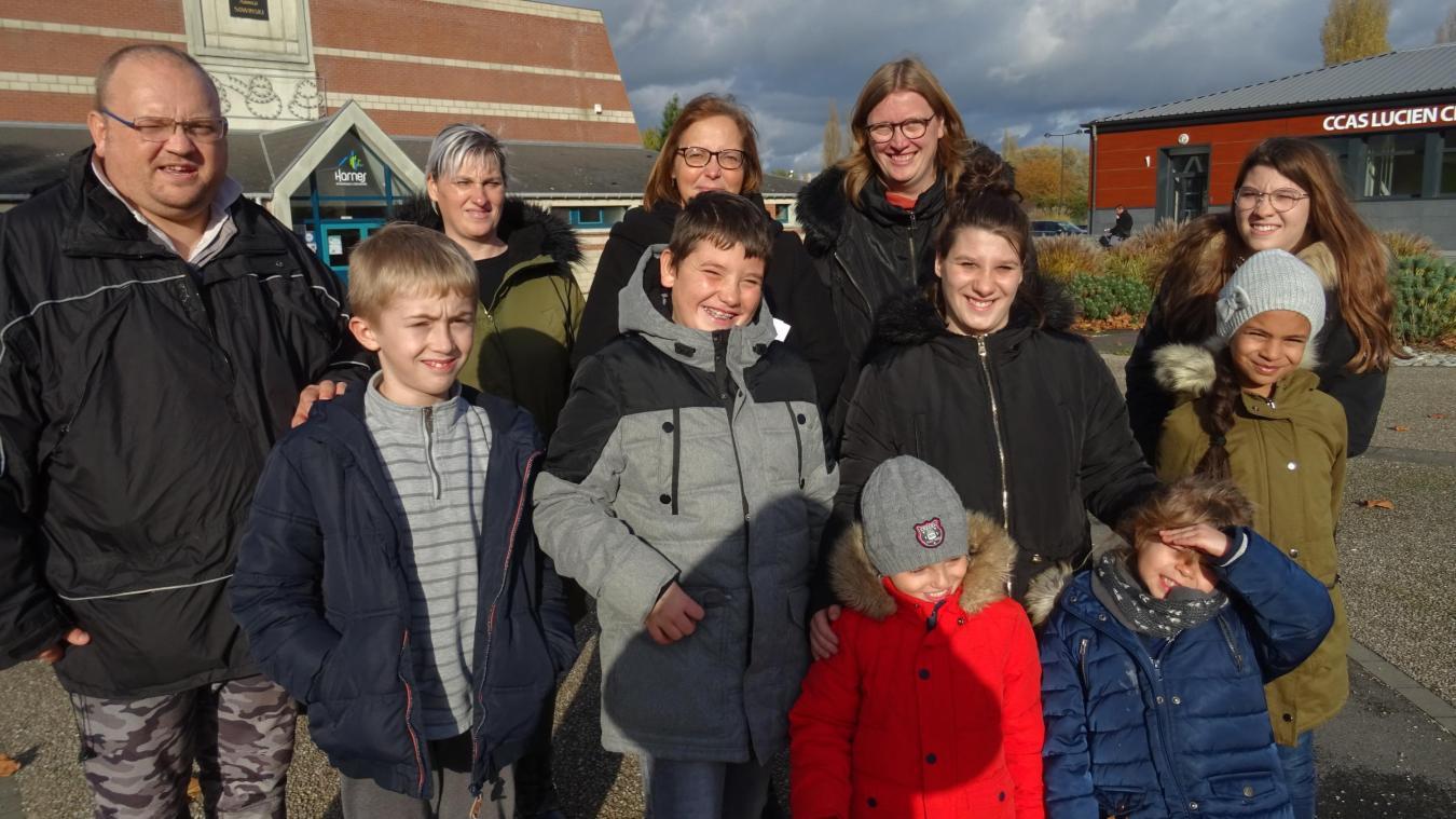 Harnes : une course pour faire connaître les droits de l'enfant - La Voix du Nord