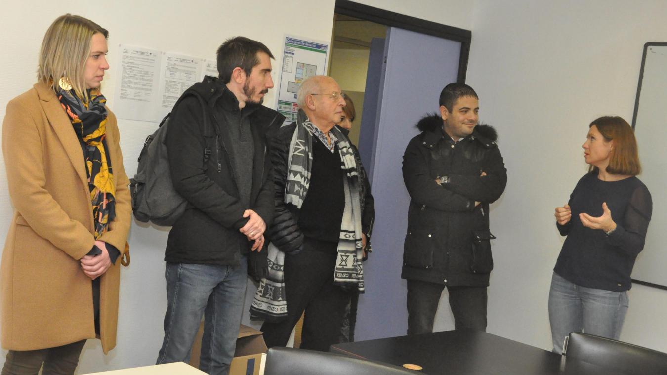 Maubeuge: le centre de formation INSTEP se rapproche du centre-ville - La Voix du Nord