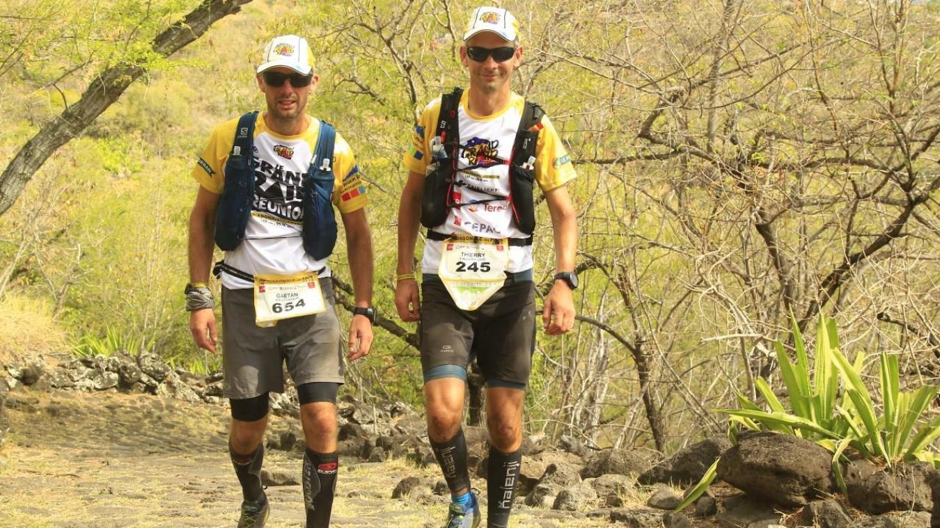 Bondues: deux frères animés par une même passion l'ultra trail - La Voix du Nord