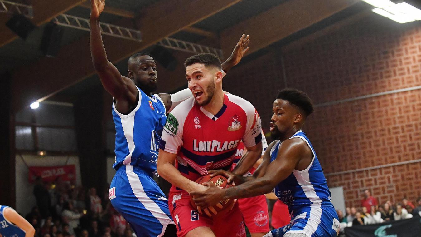 Basket (N2): Loon-Plage impose sa loi chez un poids lourd du championnat - La Voix du Nord