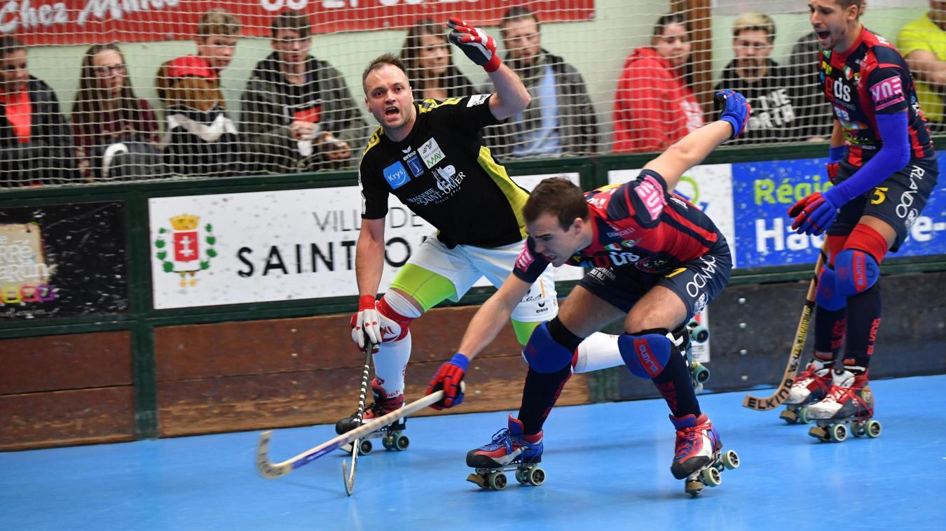 Rink-hockey (Euroligue) : Saint-Omer va s'en mordre les doigts, il a failli scalper le champion d'Italie - La Voix du Nord