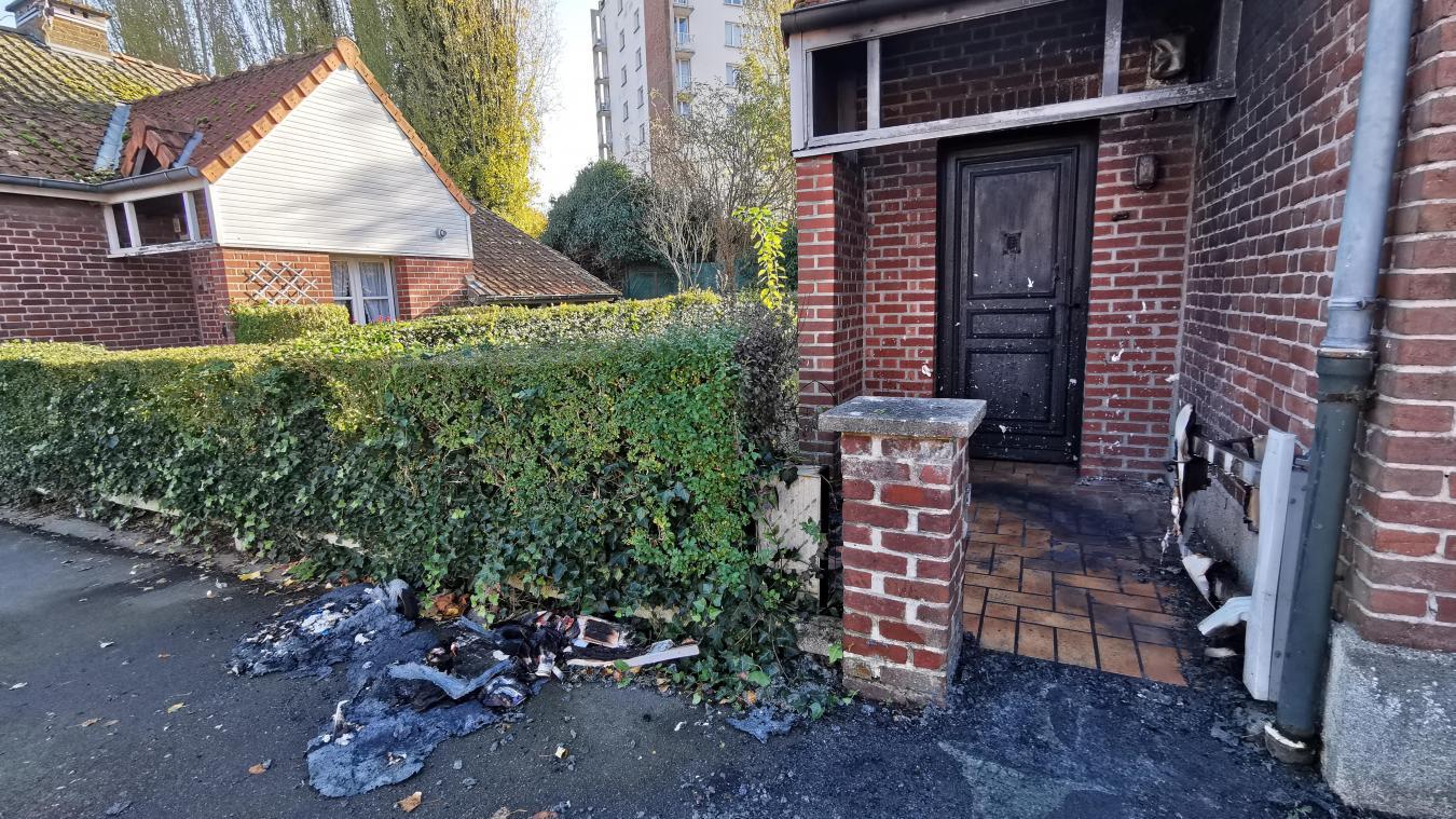 Une poubelle en feu à Loos, incivilité ou tentative d'assassinat? - La Voix du Nord