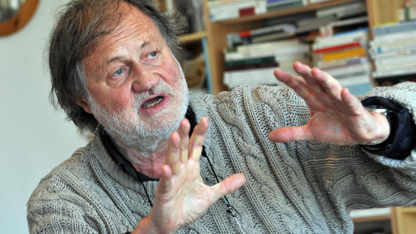 Roubaix : philosophe et homme d'engagements, Bruno Mattéi est décédé - La Voix du Nord