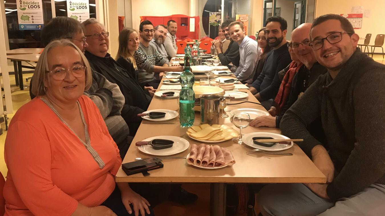 Pour les municipales à Loos, les Insoumis eux aussi à l'assaut du beffroi mais différemment - La Voix du Nord