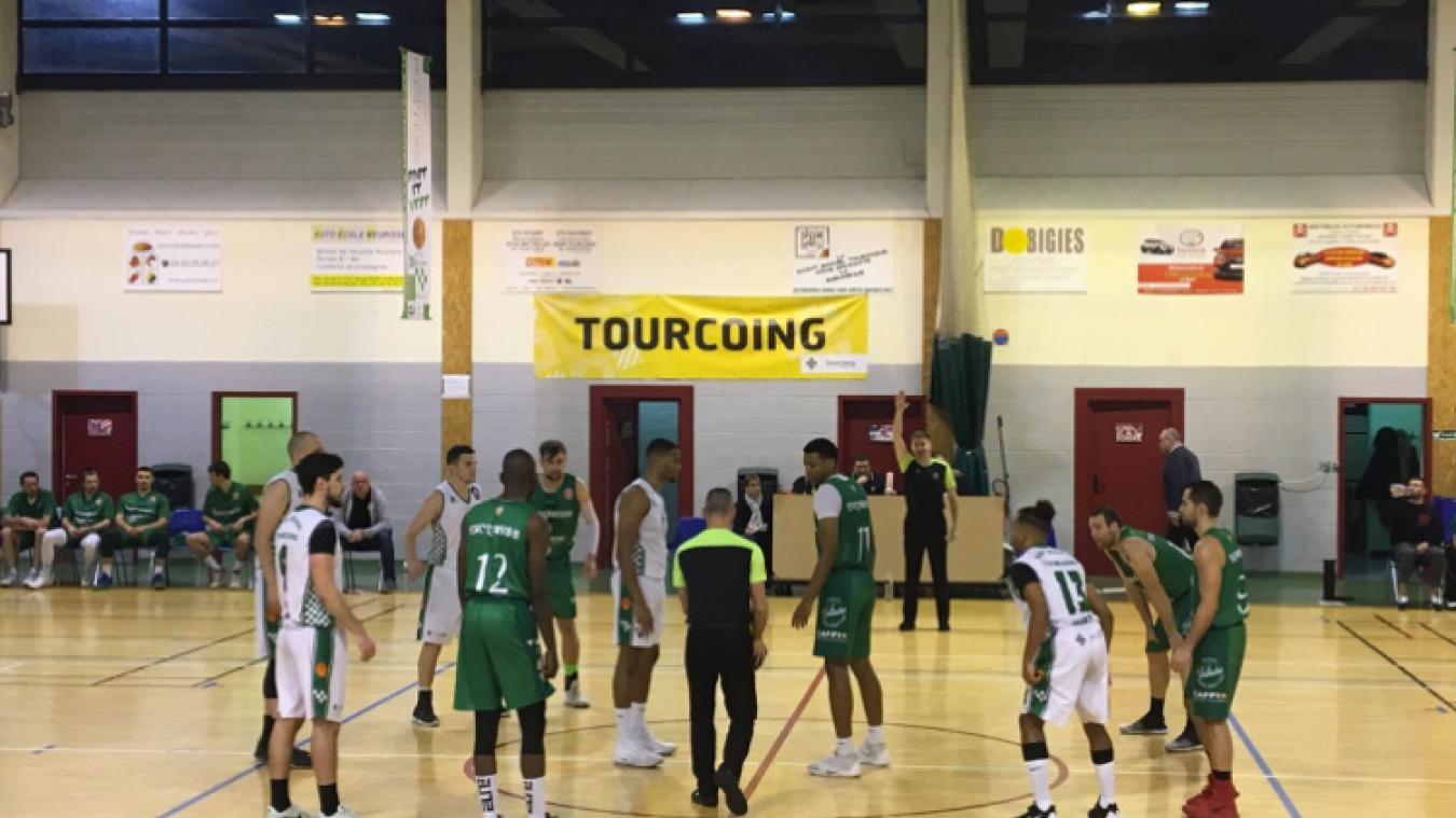Basket (N2) : la Saint-Michel Tourcoing respire un peu - La Voix du Nord