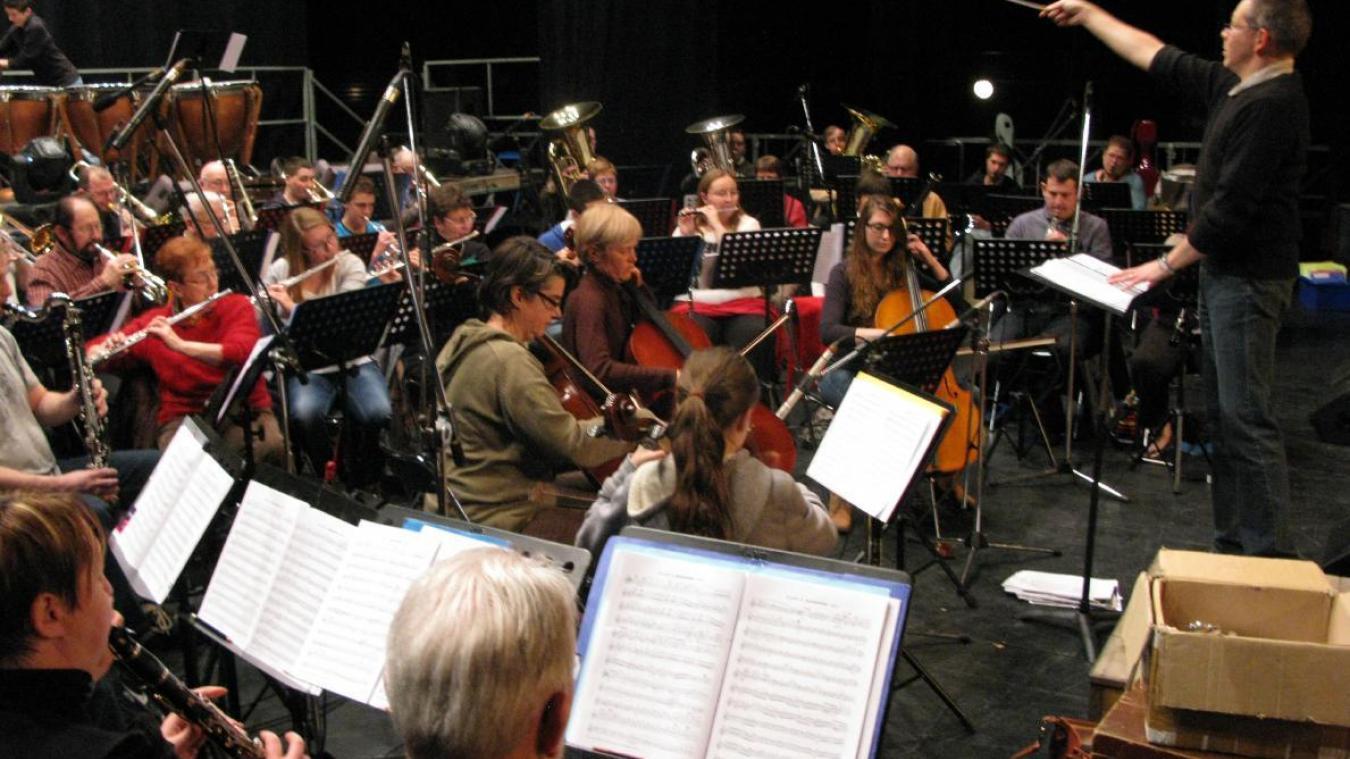 Maubeuge: la Philharmonie célébrera la Sainte-Cécile - La Voix du Nord