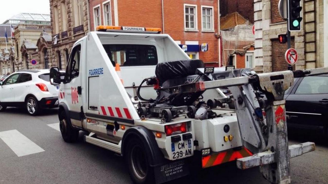 Roubaix: Tolérance zéro pour les voitures mal garées - La Voix du Nord