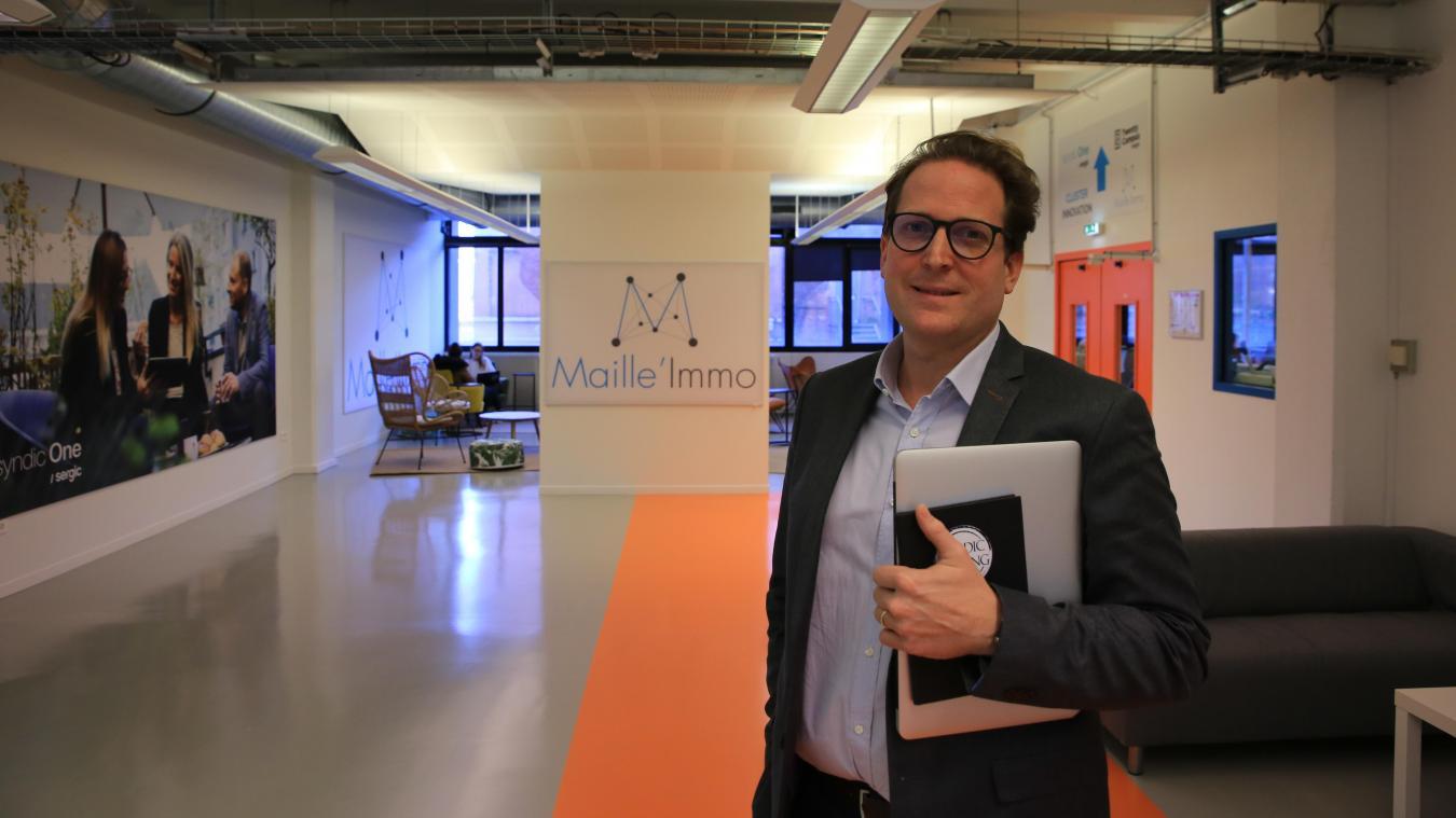 Roubaix : six start-up dédiées à l'immobilier bientôt accueillies à Blanchemaille - La Voix du Nord