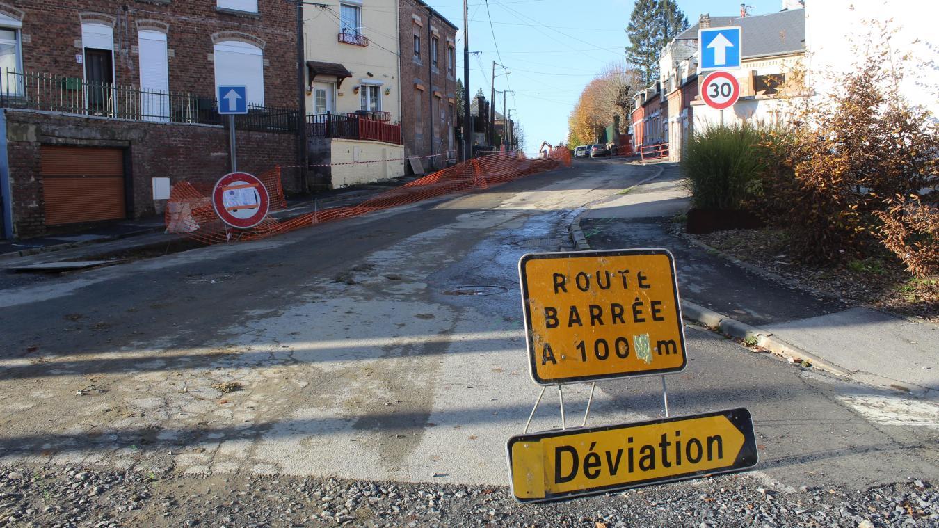 Fourmies : des travaux routiers en attendant d'accueillir l'EuroVéloroute 3 - La Voix du Nord