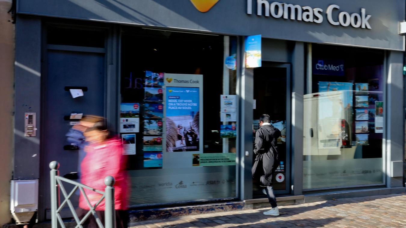 Thomas Cook France va conserver la moitié de ses 685 salariés