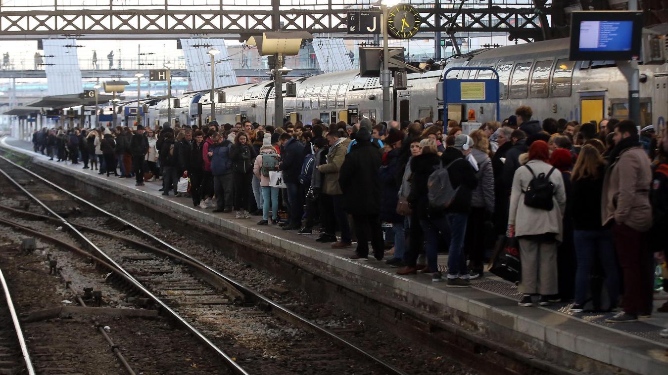 Grève du 5 décembre: SNCF, écoles, routes Le point dans le Nord
