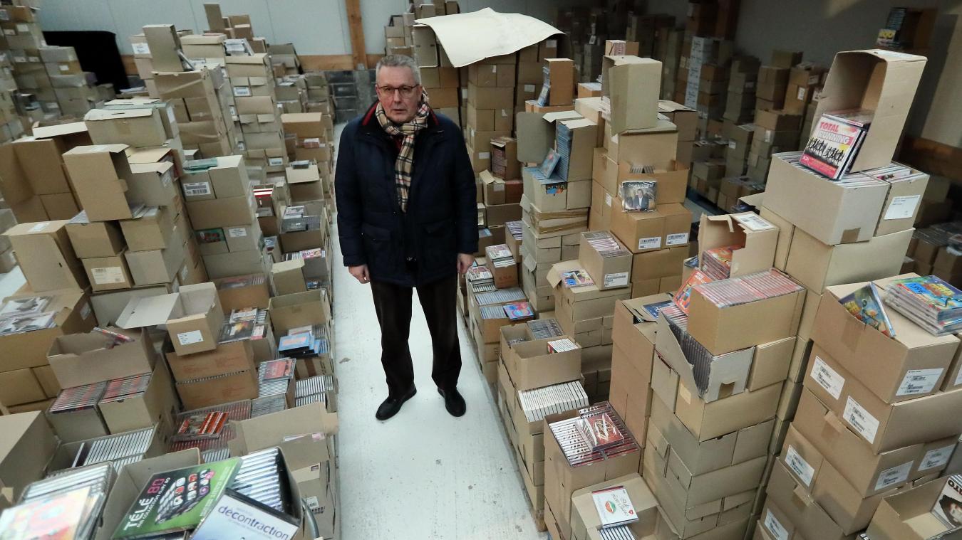 À Mercatel, les 100 000 CD à prix cassés filent comme des petits pains