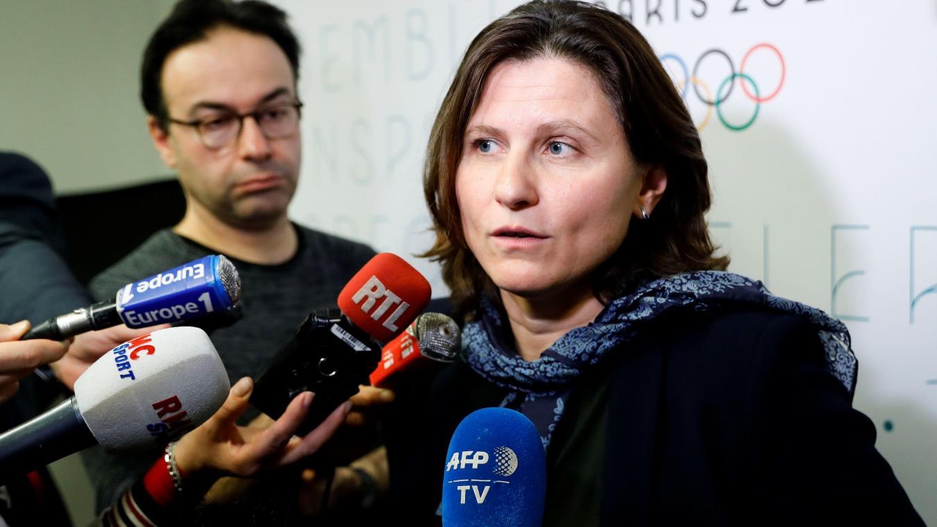 National - Chahutée au stade Bauer, Roxana Maracineanu raconte
