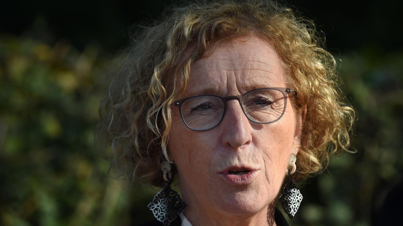Pénicaud priée de quitter le conseil d'administration et l'accepte — Davos