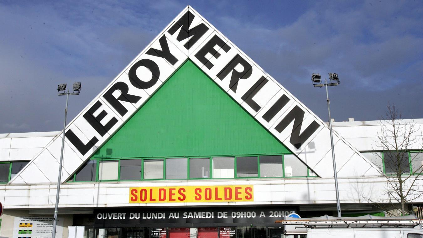 Leroy Merlin Sest Il Offert Un Logo écolo à Bon Compte