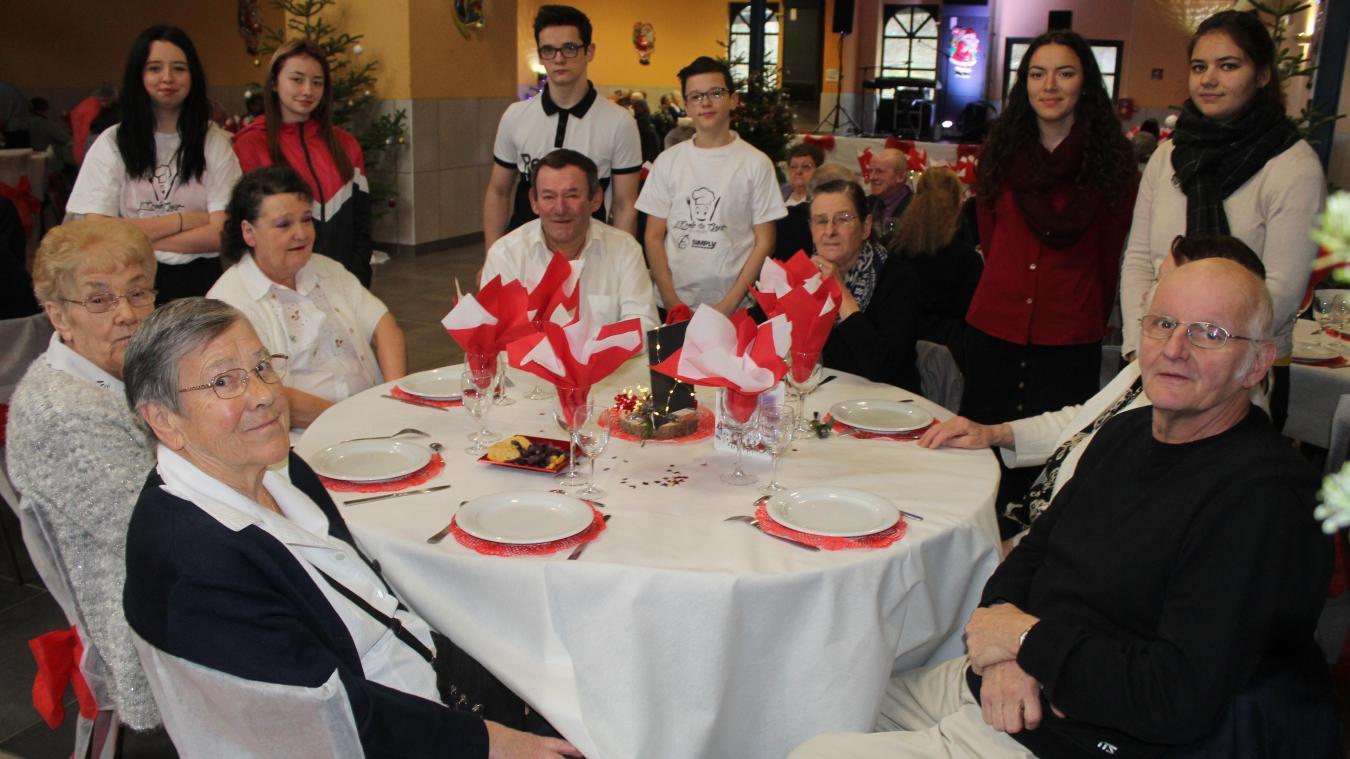 Fourmies : un bon repas de Noël solidaire à un euro pour les